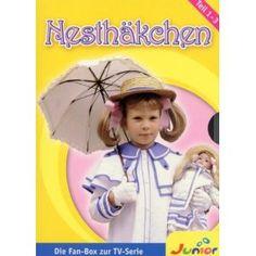Die Nesthäkchen-Bücher habe ich geliebt!