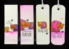 Bears 061, 060, 067 …Pink sweater 027, 024….Purple sweater 080,081….Honey 052