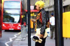 London Fashion Week Autumn/Winter 2013
