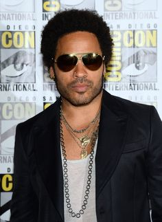 Lenny Kravitz   An Official Ranking Of The 51 Hottest Bearded Men In Hollywood