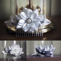 Wedding flower hair decoration Wedding Hair Flowers, Flower Hair, Flowers In Hair, Hair Decorations, Jewelry, Jewlery, Jewerly, Hair Jewelry, Schmuck