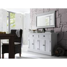 Shop for NovaSolo Mahogany Classic Buffet. Get free delivery at Overstock.com - Your Online Furniture Shop! Get $800