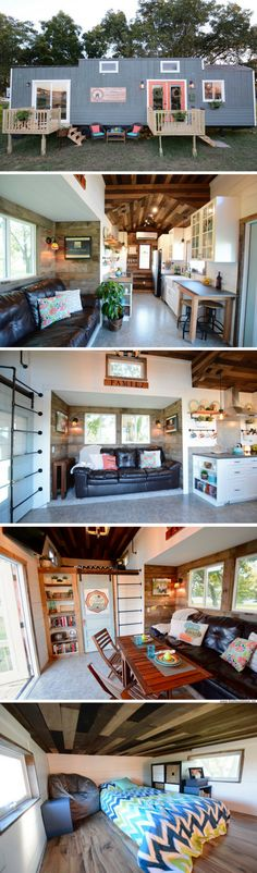 The Vintage Retreat from Hill Country Tiny Houses