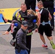 Boston Marathon rescue team