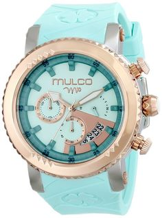 Mulco Women's Japanese Quartz Watch in Blue