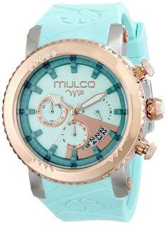Mulco Women's Japanese Quartz Watch in Blue