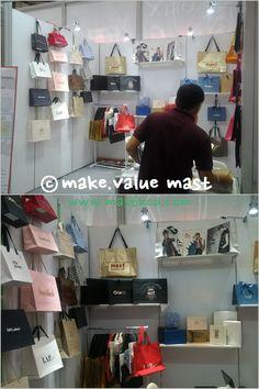 #brand paper bag #shopping bag #luxury paper bag #premium shopping bag trade fair