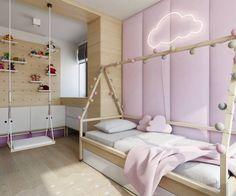 Scandinavian Nursery/kid's room by TutajConcept
