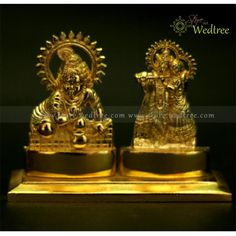 Electro plated murtis
