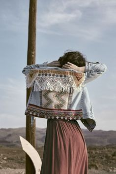 The Stylish Gypsy (freestylehippiesoul: via Pinterest)