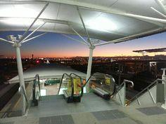 Brisbane Airport at Sunrise