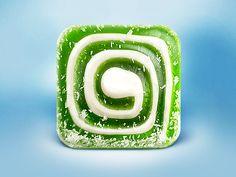 Sweet iOS App Icon