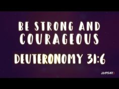 JumpStart3 | Deutoronomy 31:6 | LyricVideo - YouTube