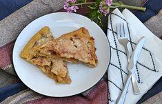 Κολοκυθόπιτα ή μηλόπιτα με «βραστή» ζύμη - cretangastronomy.gr Sticky Buns, Food To Make, French Toast, Rolls, Breakfast, Recipes, Tarts, Morning Coffee, Mince Pies