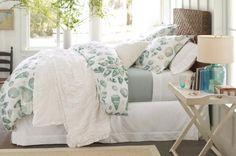 Coastal Bedroom Design Inspiration & Bedroom Décor Inspiration   Pottery Barn