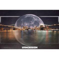 "@tannerv27's photo: ""•ΒΞΥΘΝD NΘRMΔL VISΙΘΝ• #art #edit #mextures #fragment #aliensky #superimpose #vsco #vscocam #vandesign #moon #collectivedesigners #graphicdesign #design #glitchmobinspired #plpix #thesamgraves_ffa #city #cityscape #surreal"""