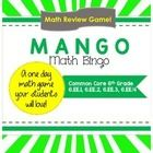 """This game is called """"Mango"""" and it is one of my students' favorites. It is a great way to review and practice concepts and skills. This particular ..."""