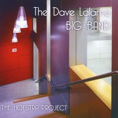 Dave Big Band Lalama - Hofstra Project, Black
