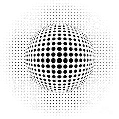 Dots Digital Art - Dots Fine Art Print