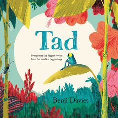 PROUD to reveal my sixth solo picture book! This one is called Tad. She will publish with in March 🐌🐸🐟 (See link in… Book Cover Art, Book Cover Design, Best Book Covers, Harry Potter Book Covers, Illustrator, Buch Design, Album Jeunesse, Poster Art, Children's Picture Books