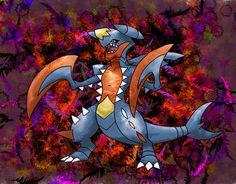 1000 images about coolest mega pokemon on pinterest mega evolution pokemon and deviantart - Mega carchacroc ...