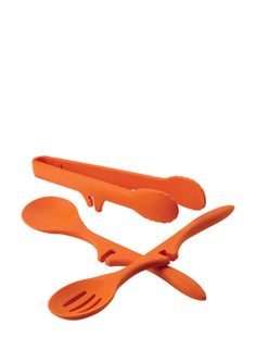 On ideeli: RACHAEL RAY 3-Piece Tool Set with Lazy Slotted Spoon