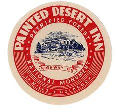 Painted desert inn highway 66