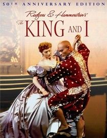 """1956. This musical masterpiece tells the true story of Englishwoman Anna Leonowens (Deborah Kerr), who comes to Siam as a teacher to the royal court in the 1860s and finds herself at odds with the stubborn monarch (Yul Brynner). Brynner's Academy Award-winning performance and the unforgettable Rodgers and Hammerstein score, including the songs """"Hello, Young Lovers,"""" """"Shall We Dance?"""" and """"Getting to Know You,"""" give this film its enduring charm."""