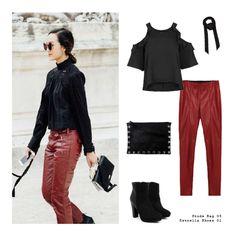 Harem Pants, Polyvore, Outfits, Image, Fashion, Clothes, Moda, Harem Trousers, Suits