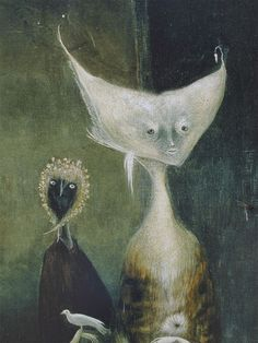 Leonora Carrington 1917 - 2011