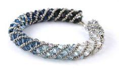 Northern Lights Bracelet Bead Weaving Kit