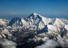 Mt. Everest Facts: All About The World's Tallest Mountain