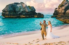 Day 1 Of Marriage Started Like This Bermuda Sunrise Destination Wedding