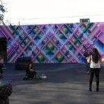 Graffiti within the Wynwood Walls, Miami