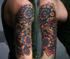 хохлома татуировки - Поиск в Google