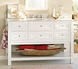 I just want a plain white vanity with drawers. Why does simplicity = expensive?