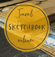 If you can't get to my love workshops I offer this course online that covers preparing mixed media sketchbooks, confident drawing, mark making and research and adding colour and pattern to your sketchbook. Find out more at Sketchbook Online, Travel Sketchbook, Artist Sketchbook, Online Art Courses, Basic Drawing, Online Travel, Going On Holiday, Mixed Media Artists, For Your Health