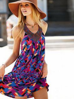5bcb6526aef79 Sensational Sundresses for Women Halter Dress Summer