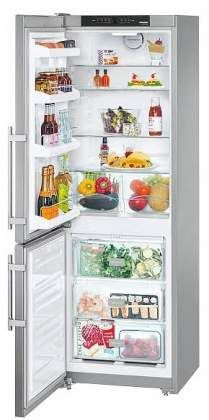 "Liebherr CS1200L 24"" Bottom Freezer Refrigerator 