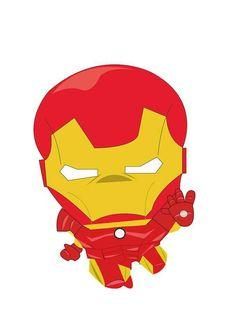 Homem de Ferro (Iron Man);  deborassoares19@gmail.com