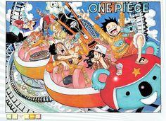 Eiichiro Oda, Toei Animation, One Piece, Roronoa Zoro, Brook