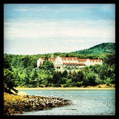 #NovaScotia #Digby #Resort #Beautiful #Sunny #Day #VisitNovaScotia #Birds #BayofFundy #Canada #PicoftheDay