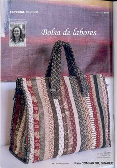 Up to discount! Shop at Stylizio . The Effective Pictures We Offer You About patchwork quilting applique A quality pict Quilted Tote Bags, Patchwork Bags, Patchwork Quilting, Purse Patterns, Sewing Patterns, Doily Patterns, Clothes Patterns, Dress Patterns, Denim Bag