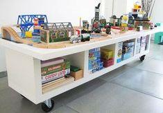 IKEA Hack - The KALLAX makes a great portable play area   Mum's Grapevine