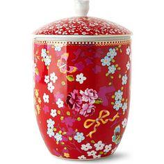 Pip Studio Porcelain Storage Jar Chinese Rose Pink PiP Studio http://www.amazon.com/dp/B00BPZZSE2/ref=cm_sw_r_pi_dp_SFOZwb10DJEW0