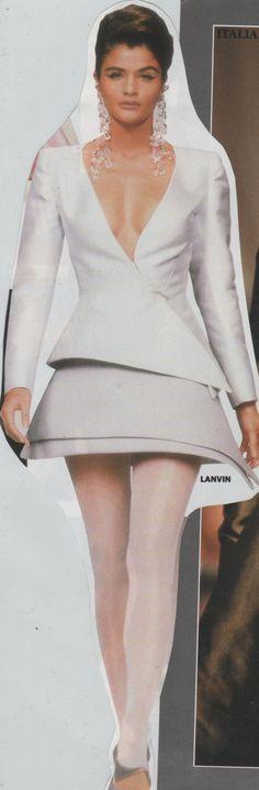 Helena - LANVIN. 1991