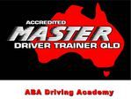 http://abadriving.com.au/ offer best driving lesson at competitive price in Sandgate, Australia. We make your driving skill sharp by our professional driving instructor.