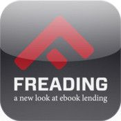 Freading - available for Apple and Android devices. eBook collection available through Lee-Whedon.