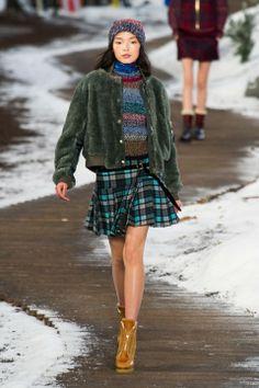 Tommy Hilfiger AW14, New York Fashion Week