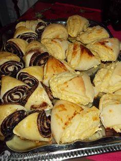 Érdekel a receptje? Kattints a képre! Küldte: Cukorborso Hungarian Cake, Hungarian Recipes, Sweet Desserts, Sweet Recipes, Cake Recipes, Sweet Cookies, Sweet Treats, Dessert Drinks, Keto Snacks